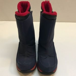 Lands End Youth Size 12 Snow Boots